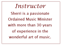 Sherri Iturriaga - Instructor